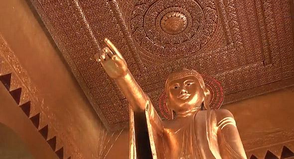 будда на холме