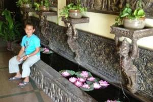 наш отель в Камбодже