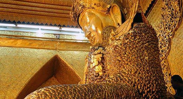 пагода махамуни