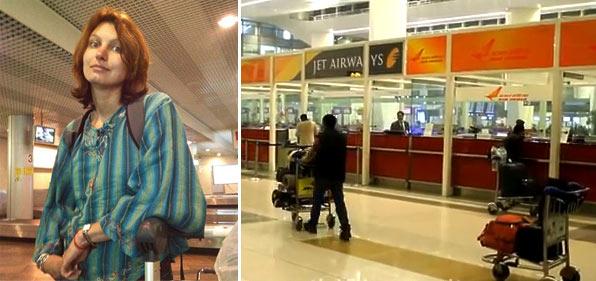 Дели аэропорт