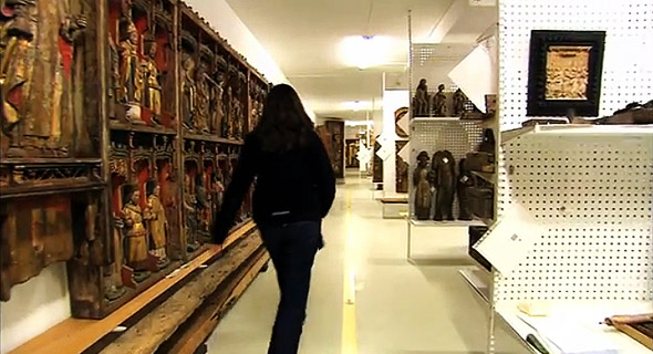 музей истории Historiska Museet