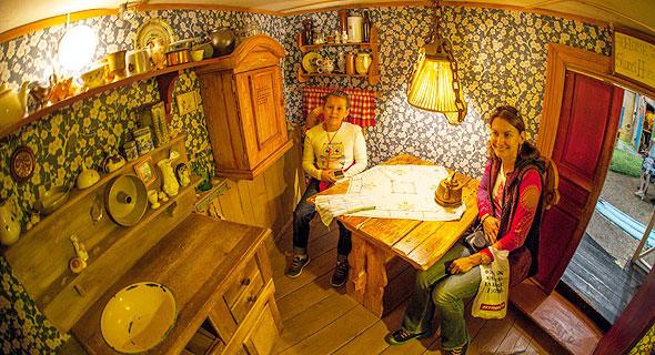 музей юнибакен в стокгольме