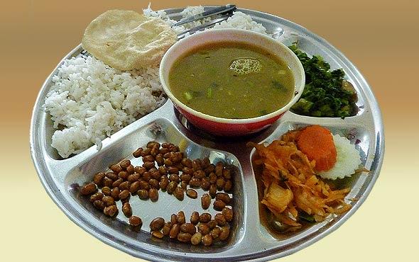 непальский обед