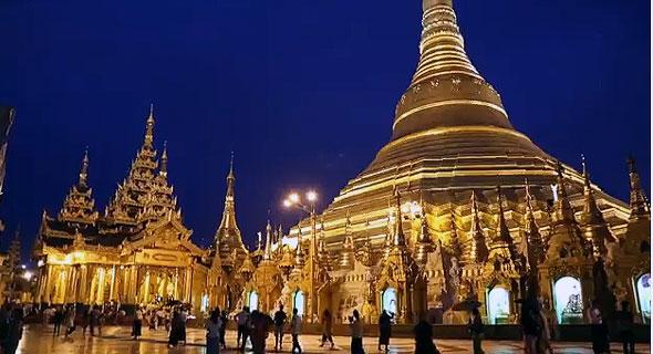 янгон достопримечательности бирма