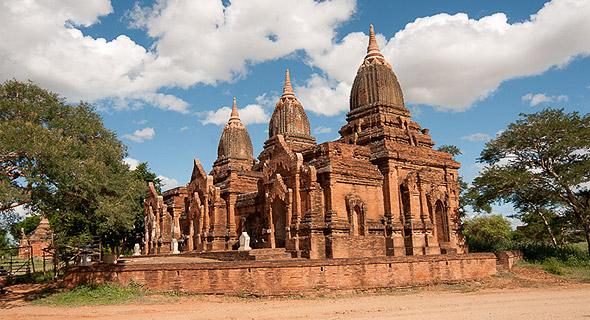 буддизм храмы бирма