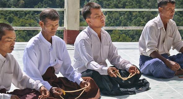 медитация буддизм