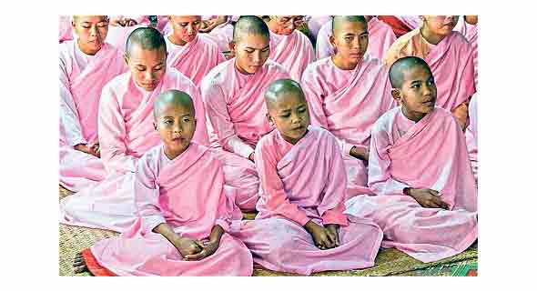 девочки монашенки