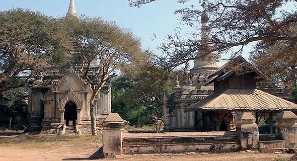 древности бирмы