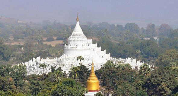 храмы бирмы