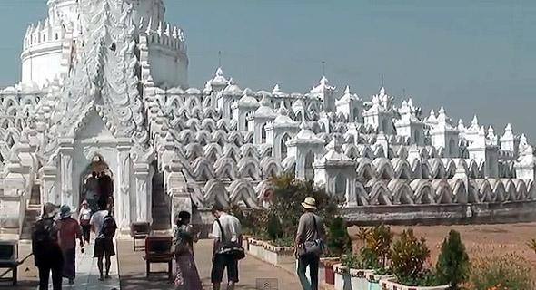пагода синбьюме мингун мьянма