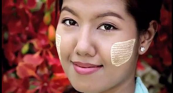 женщины бирмы