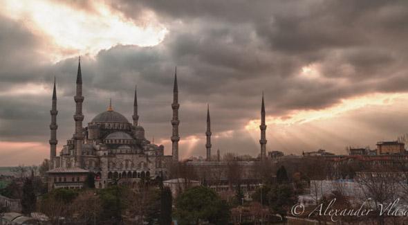 стамбул достопримечательности  мечеть
