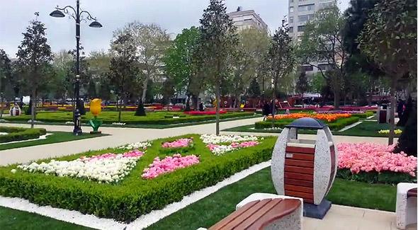 парк гезтепе