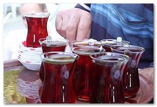 рынок кадыкей стаканы чая