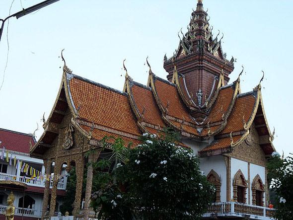 чиангмай храм