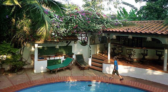 отель secret garden