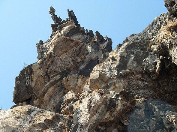rock climbing в тайланде