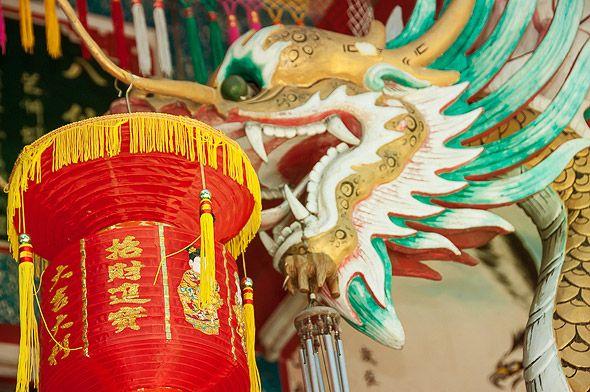 достопримечательности ко чанга китайский храм