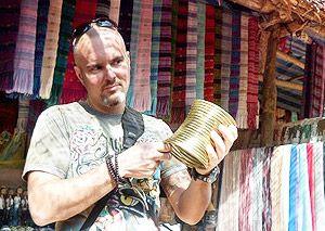 племена тайланда племя карен