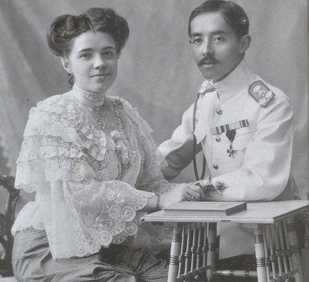 супруги катя и принц чакрабон