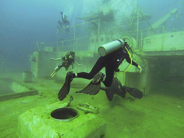 затонувший корабль остров ко чанг