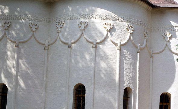 деталь духовского храма