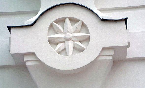 собор успенский сергиевой лавры деталь