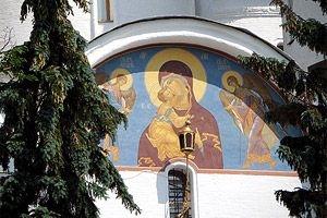 лавра успенский собор