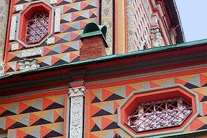 деталь декора троицко-сергиева монастыря