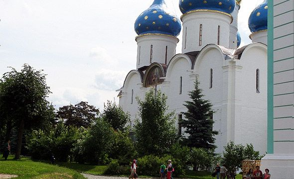 троицко-сергиев монастырь в наше время