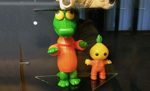 игрушки моего детства