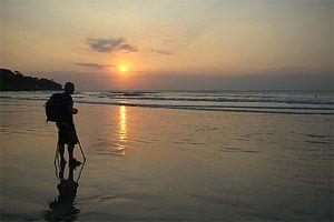 фотосессия на пляже бали
