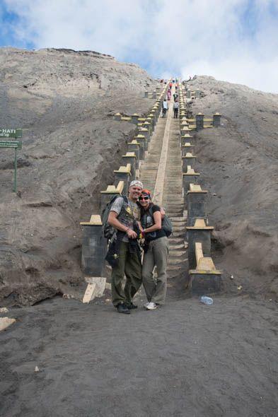 250 ступеней лестницы