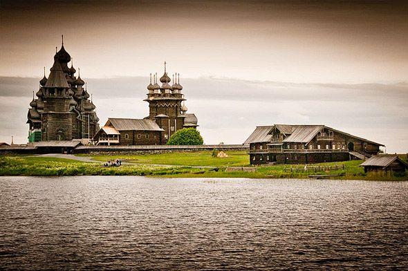 музей заповедник кижи на острове