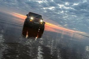 онежское озеро закат