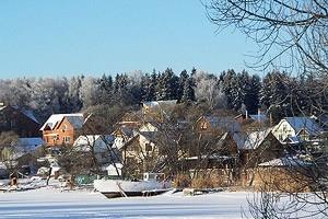 село тишково московская область