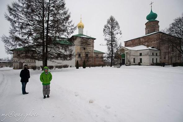 церковь благовещенья пресв. богородицы и собор бориса и глеба