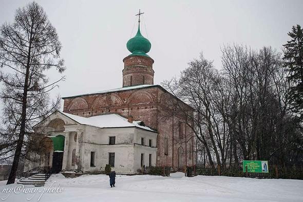 собор бориса и глеба борисоглебский монастырь ростов великий
