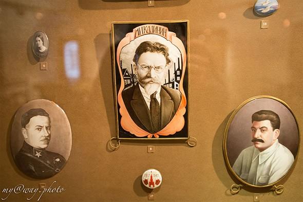 портреты номенклатурных деятелей