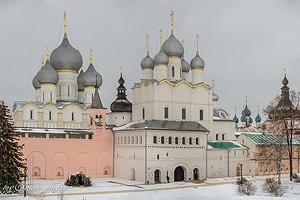 ростов великий замечательный ростовский кремль