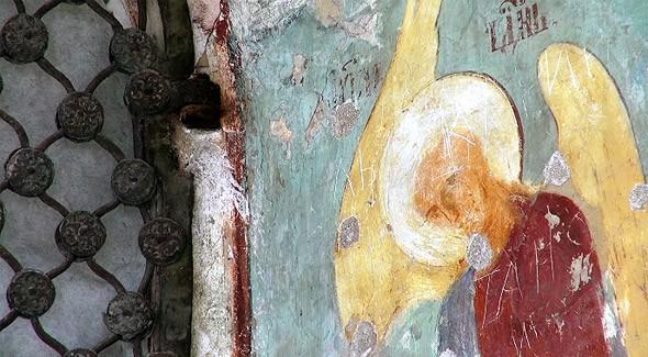 фрески цервей ростовский кремль