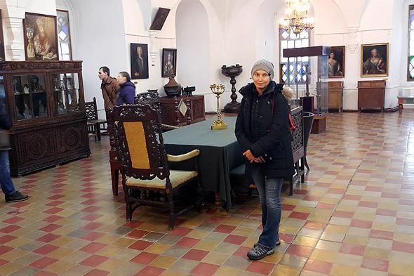 ростовский музей кремль один из залов