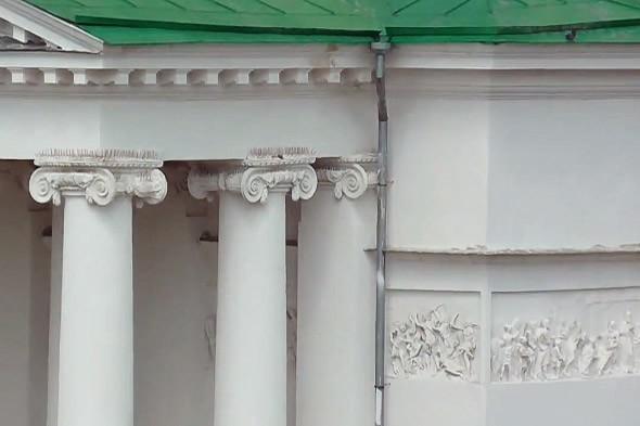 украшение шереметьевского собора
