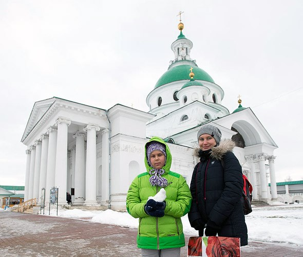 собор дмитрия ростовского спасо-яковлевский монастырь