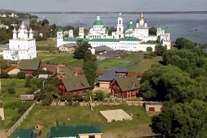 спасо-яковлевский монастырь сверху