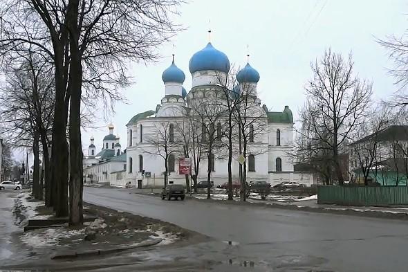 монастыр и углича богоявленский монастырь