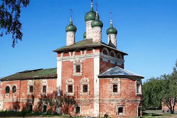 богоявленский монастырь углич церковь смоленской иконы богоматери