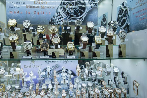 часы производства угличского завода чайка