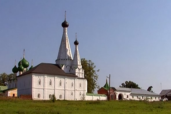 углич дивная церковь алексеевский монастырь