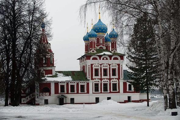 храм царевича димитрия на крови